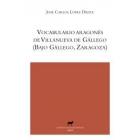 Vocabulario aragonés de Villanueva de Gallego (Bajo Gállego, Zaragoza)