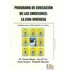 Programa de educación de las emociones: La con-vivencia. Cuaderno para el alumnado de 3 a 6 años