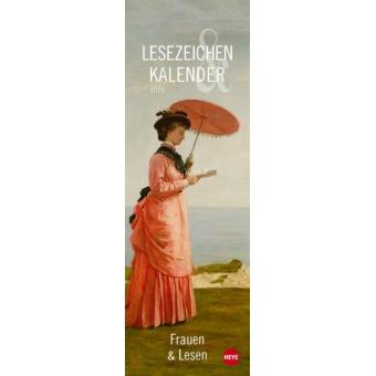 Frauen & Lesen, Lesezeichen & Kalender 2015