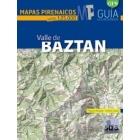Valle de Baztan 1:25.000 -Mapas pirenaicos -SUA