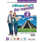 ¿Español? ¡Por supuesto! 3-A2+. Cuaderno de ejercicios