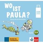 Wo ist Paula? 3 & 4 - Komplettes Unterrichtspaket USB