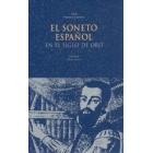 El soneto español en el Siglo de Oro
