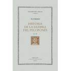 Història de la guerra del Peloponès. Vol IV. (Trad de Jaume Berenguer Animós)
