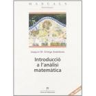 Introducció a l'anàlisi matemàtica