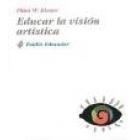 Educar la visión artística