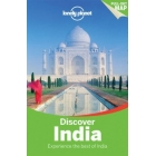India (Discover) Lonely Planet (inglés)
