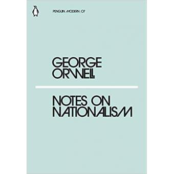 Notes On Nationalism (Penguin Modern #7)