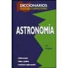 Diccionario de astronomía : (con vocabulario inglés-español)