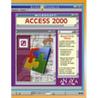 Guía visual de Microsoft Access 2000