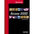 Acces 2000 . Ejercicios