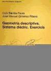 Geometria descriptiva . Sistema dièdric . Exercicis