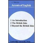 Accents of English-1. Cassette
