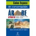 Guía de conversación Árabe Oriental