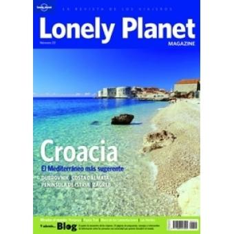 Croacia. Revista Lonely Planet