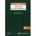 Código de los extranjeros. 4 ed.