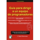 Guía para dirigir a un equipo de programadores