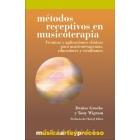 Métodos receptivos en musicoterapia : Técnicas y aplicaciones clínicas para musicoterapeutas, educadores y estudiantes