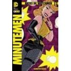 Antes de Watchmen. Minutemen 5