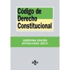 Código de Derecho Constitucional (12ª edición 2018)