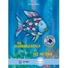 Der Regenbogenfisch. Deutsch-Spanisch: mit MP3-Hörbuch zum Herunterladen