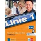Linie 1 B1+/B2.1. Kurs- und Übungsbuch mit Audios und Videos: Deutsch in Alltag und Beruf