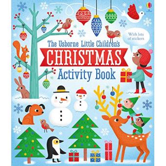 Little Children's Christmas Activity Book (Activity Books)