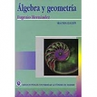 Álgebra y geometría