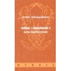 Parerga y paralipomena, II. Escritos filosóficos menores