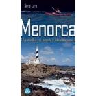 Menorca. La vuelta en kayak y cicloturismo