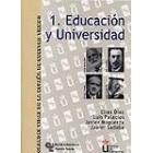 1. Educación y Universidad