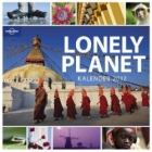 The lonely planet Calendar, Broschürenkalendar, 2012