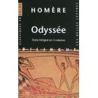 Odyssée (3 vols. en coffret)