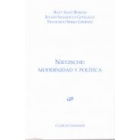 Nietzsche: modernidad y política