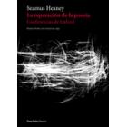 La reparación de la poesía (Conferencias de Oxford)