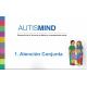 AUTISMIND. Desarrollo de la teoria de la mente y el pensamiento social.-1. Atención conjunta