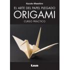 El arte del papel plegado Origami. Curso práctico