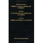Sobre la vida y poesía de Homero/El antro de las ninfas de la Odisea/Sobre los dioses y el mundo