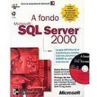 A fondo Microsoft SQL Server 2000