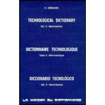 Technological dictionary. Aeronautics