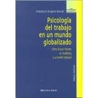 Psicología del trabajo en un mundo globalizado