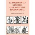 La poesia oral: gèneres, funcionalitat i pervivència