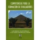 Competencias para la formación de evaluadores