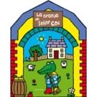 La granja del Señor Coc (con peluche y tractor)