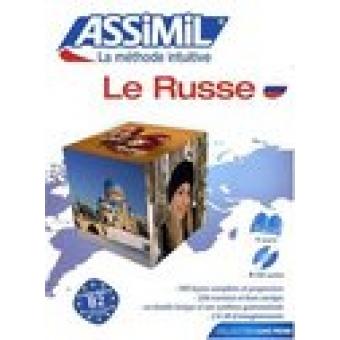 Assimil Le Russe (Pack CD : Livre + CD Audio )
