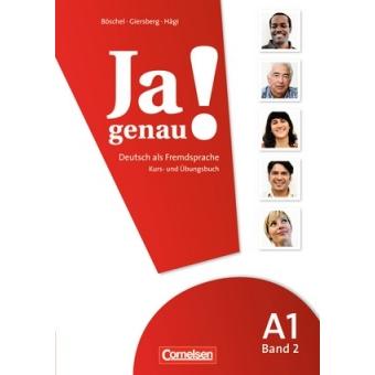 Ja genau! A1 Kurs- und Übungsbuch mit Lösungen - Band 2