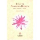 Joyas de sabiduria budista para pensar y sentir