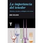 La importancia del tenedor. Historias, inventos y artilugios en la cocina