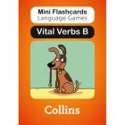 Vital Verbs Pack B (Mini Flashcards Language Games)