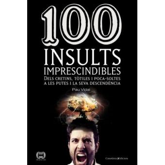 100 insults imprescindibles